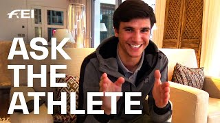 Juan Matute Guimon answers YOUR questions! #AskTheAthlete