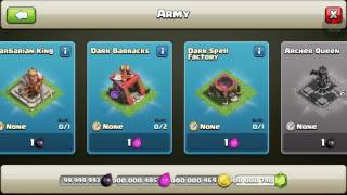 100% working hack for clash of clans not fake