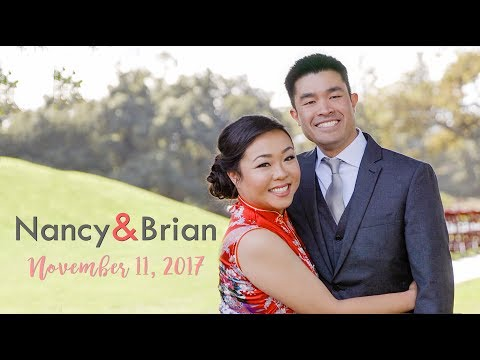 Nancy & Brian: Wedding Highlight Film at San Jose Country Club in San Jose, CA