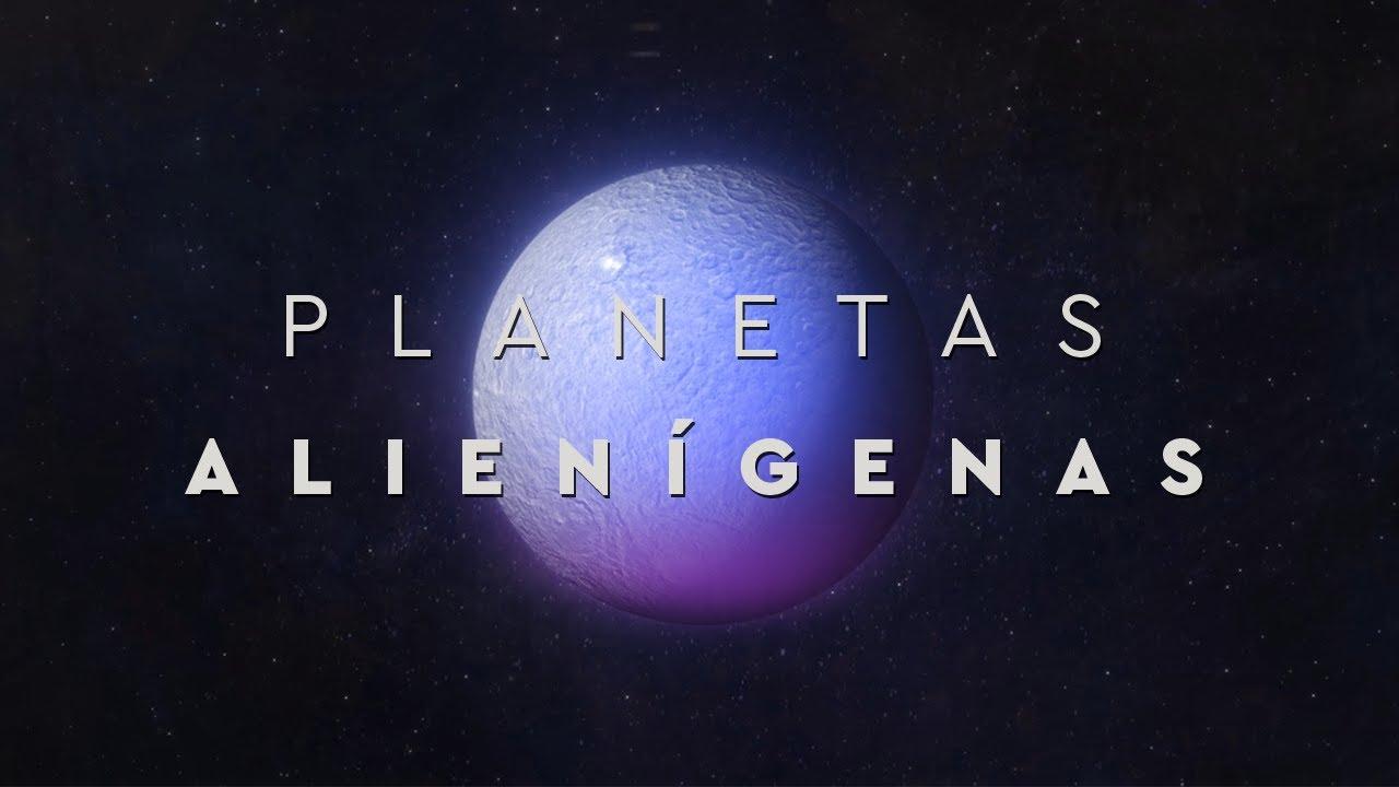 Como Encontrar Planetas Alienígenas