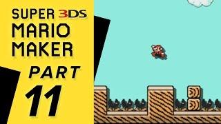 Super Mario Maker 3DS - Super Mario Challenge: WORLD 10