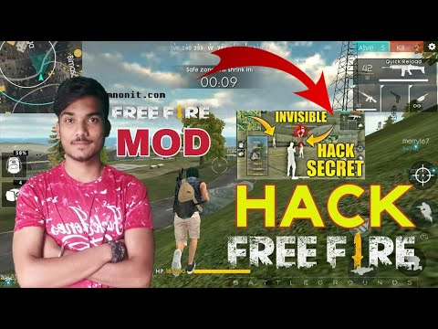HACK Free Fire Battleground 2018 / no root / How to hack free fire game /  without luckypatcher /hack