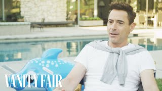 Robert Downey Jr. on Marvel, Fitness, Food, and More