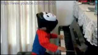 4 Year Old Boy Plays Piano Like a Pro