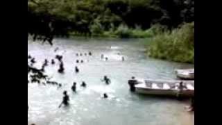 Humedales del Río Ozama. Balneario Cachon de la Rubia. Dom Re…