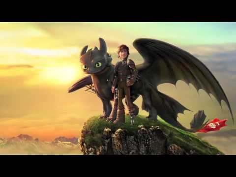 How To Train Your Dragon 3 Soundtrack | Astrid and Hiccup