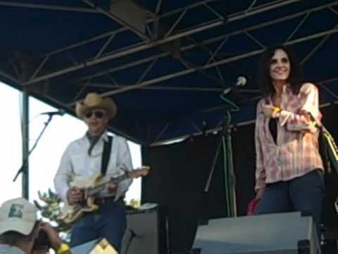 Dave Alvin and the Guilty Women - Earle Fest Sonoma 9/25/2010