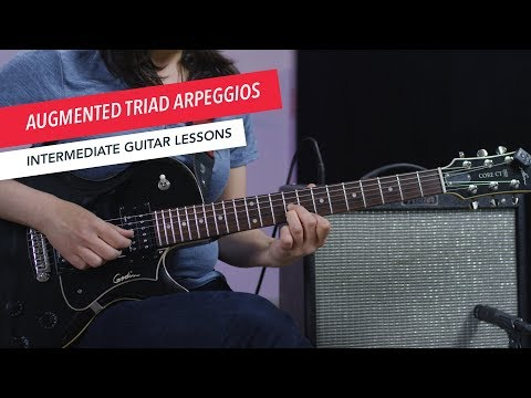 How to Play Guitar: Augmented Arpeggios   Intermediate   Guitar Lessons