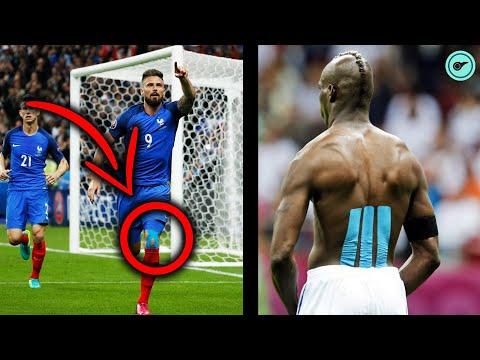Mik azok a színes szalagok a focistákon? | Félidő! thumbnail
