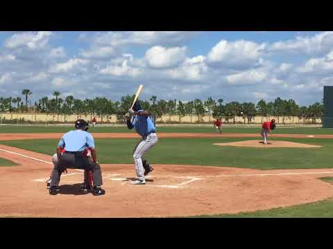 Roniel Raudes, Boston Red Sox prospect, pitches vs. Rays at spring training 2018