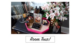 Room Tour: Pottery Barn, Target, Anthropologie: Summer 2015
