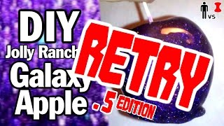 DIY Galaxy Apple RETRY - Man Vs. Pin #33.5