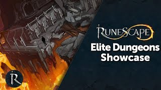 Runescape Content Showcase - Elite Dungeons (Summer Update 2018)