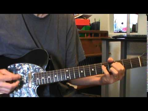 Sultans of Swing chords cover - YouTube