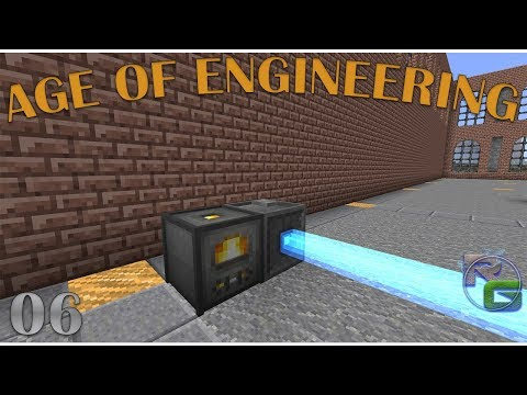 """Age of Engineering EP6: """"Starting Actually Additions"""""""