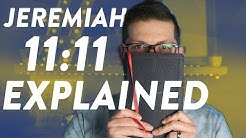 Jeremiah 11:11 Explained // Us Movie Bible Verse