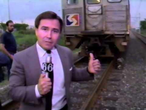 News Reports: SEPTA Airport Line Accident - 5/24/1989