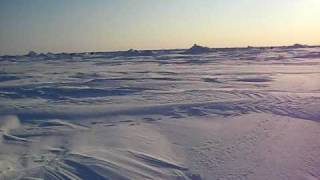 Video of Donald Lemma at the North Pole