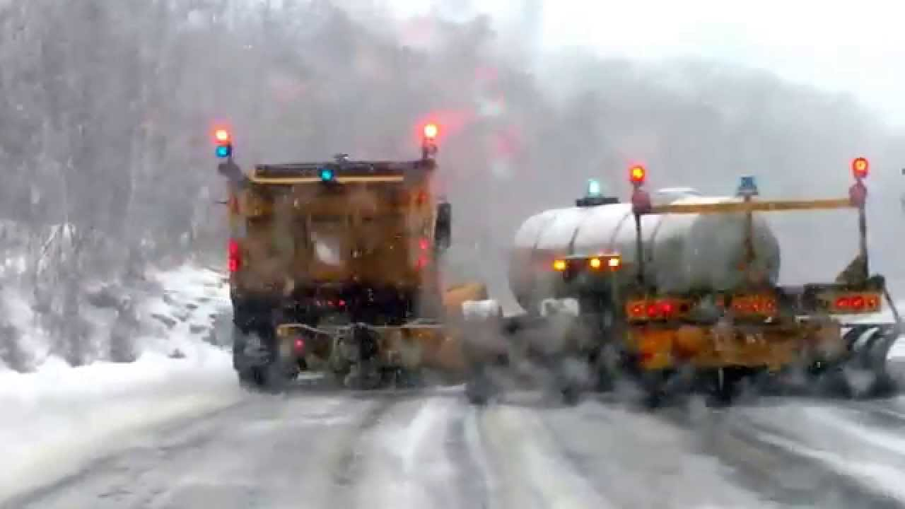 how to get a truck unstruck from snow