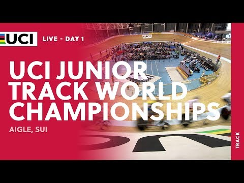 Day1: 2018 UCI Junior Track Cycling World Championships - Aigle (SUI)