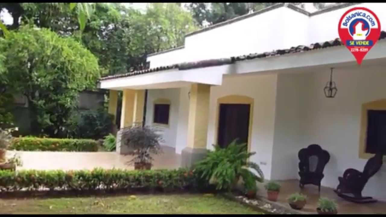 Alquiler y venta de casa en las colinas managua for Busco casa en renta