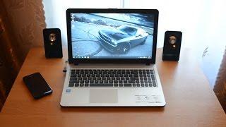 ASUS R540SA-XX022 видеообзор