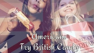 Americans Try British Candy Thumbnail