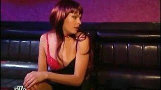 Алла Ковнир танцует стриптиз