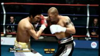 Fight Night Champion Montage!!!!