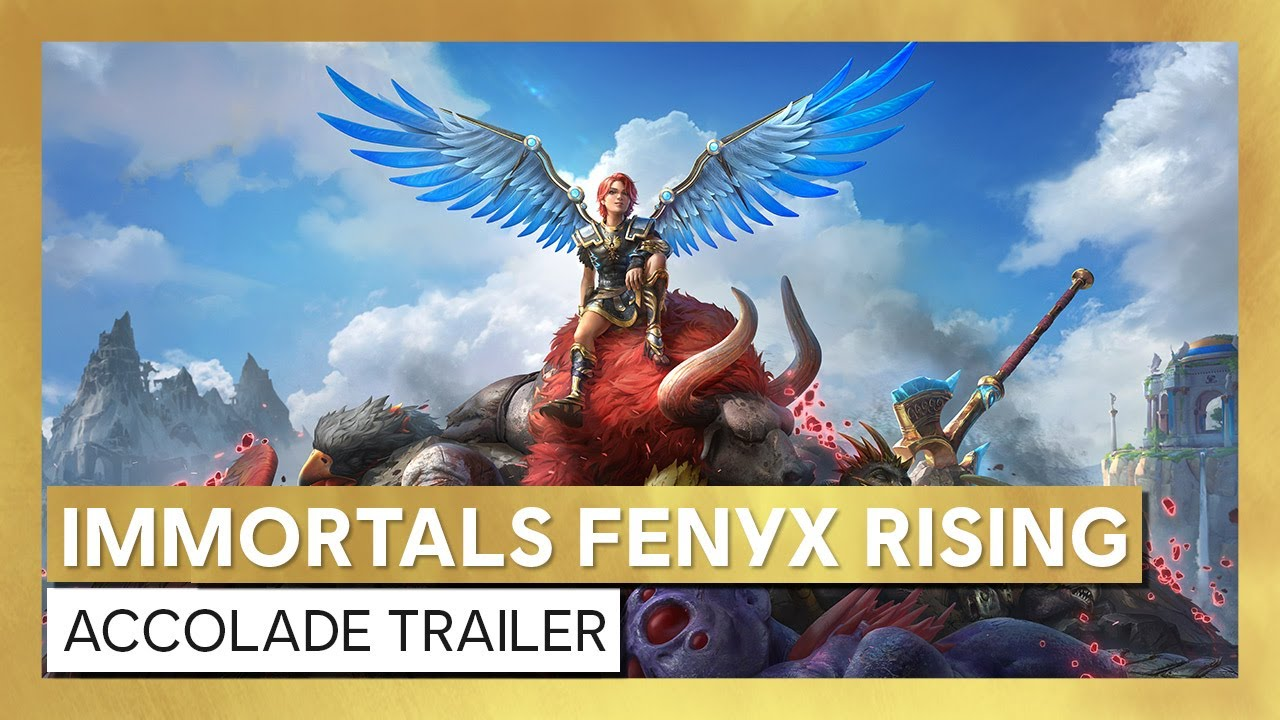 Immortals Fenyx Rising - Accolade Trailer