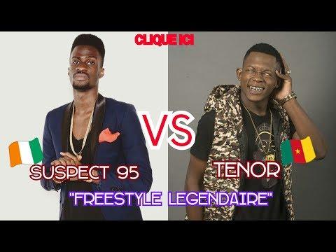 🔴SUSPECT 95 VS TENOR - ►Freestyle Legendaire #1