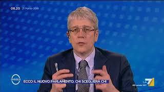 Giordano: 'Il nuovo Parlamento è nato da una forte volontà di cambiamento degli italiani'
