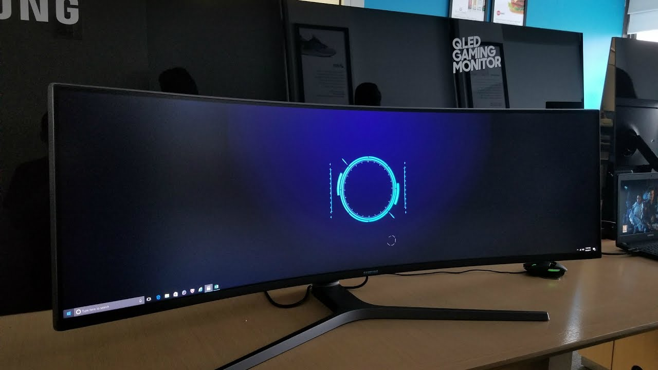samsung 49 monitor ultra wide 49 inch gaming monitor from samsung