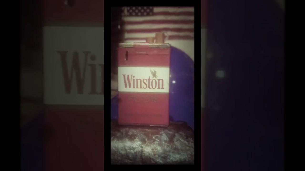 Winston Pack Lighter