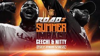 EFB (GEECHI GOTTI & RUM NITTY) THE ROAD TO SUMMER IMPACT   URLTV