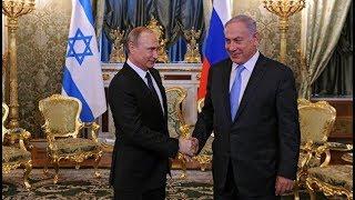 Нетаньяху жестко предупредил Россию 2017