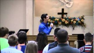 Medley by Jason Crabb - First Assembly of God Texarkana Texas