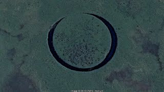 Scientists discovered mysterious rotating island 🔴 The Eye in Argentina!