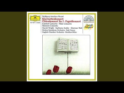 Mozart: Flute Concerto No.1 in G, K.313 - 1. Allegro maestoso
