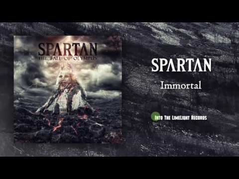 Spartan - The Fall Of Olympus [Full Album, Melodic Death Metal]