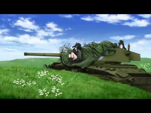 Girls und Panzer [AMV]- Gott mit uns
