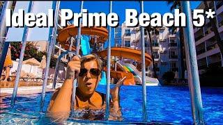ТУРЦИЯ НАШЕ МНЕНИЕ ОТЕЛЬ 5 IDEAL PRIME BEACH HOTEL МАРМАРИС 2020