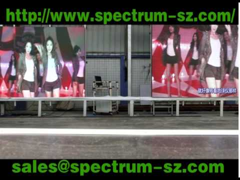p8 outdoor led screen compare with p10 outdoor led display