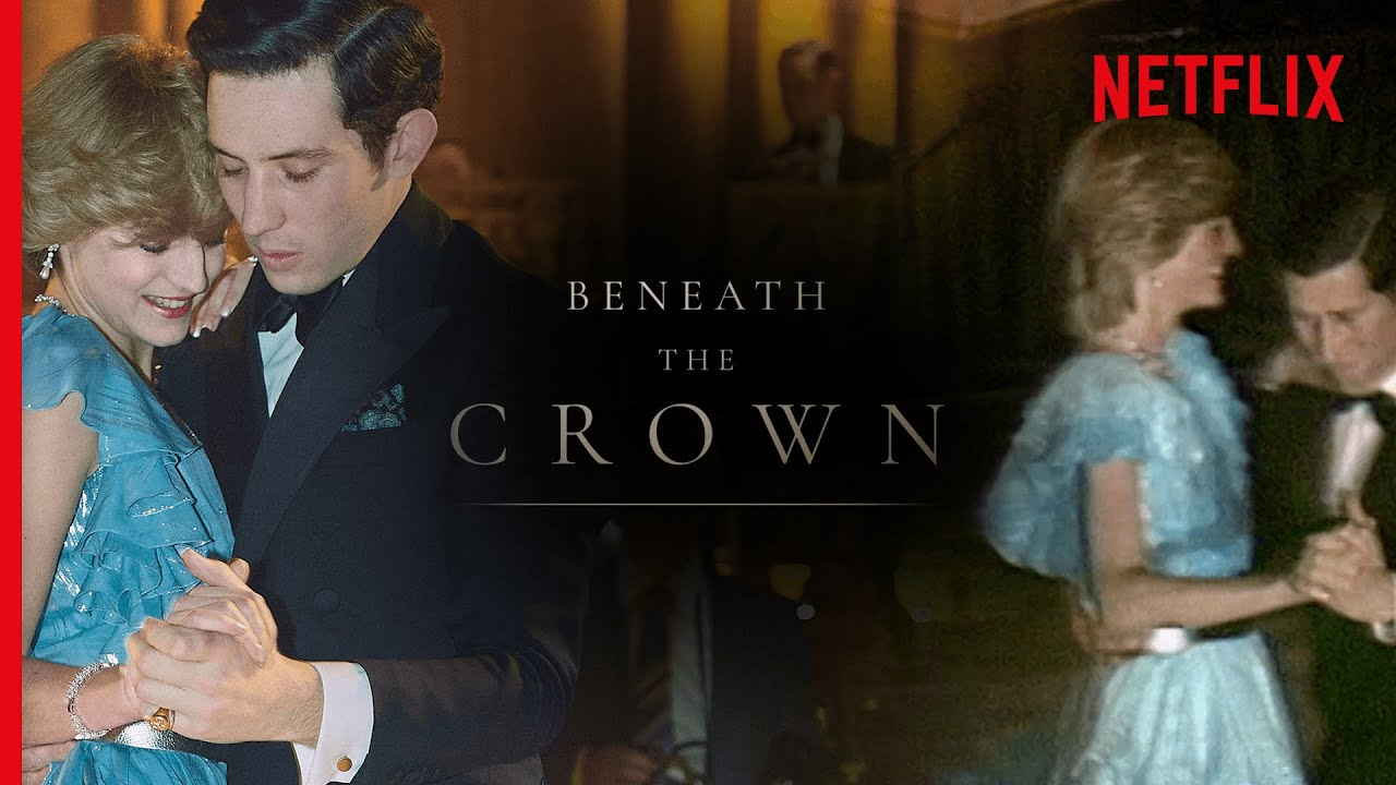 The Crown: Princess Diana and Prince Charles's First Real-Life ...