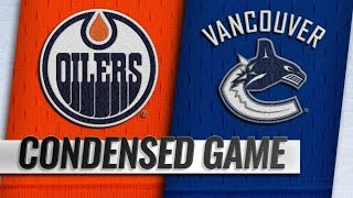 Edmonton Oilers vs Vancouver Canucks – Sep.18, 2018 | Preseason | Game Highlights | Обзор матча