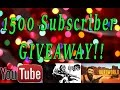We did it! 1.500 Subscriber Giveaway! Win two steam games for free! Hurtworld & Lifeless