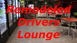 The Newly Redone Drivers Lounge At The Knight Transportation Phoenix Terminal