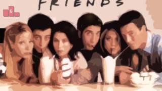 6 фактов о сериале друзья