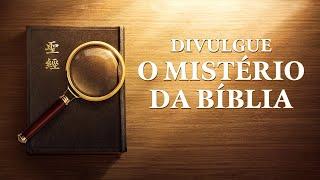 """""""Divulgue o mistério da Bíblia"""" Descobrindo a história Bentro da Bíblia"""