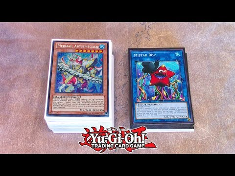 Yu-Gi-Oh! Best Mermail Water Deck Profile March 2018! Super Competitive & Fun to Play!